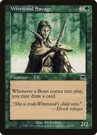 Wirewood Savage, Magic: The Gathering, Onslaught