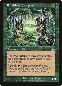 Birchlore Rangers, Magic: The Gathering, Onslaught