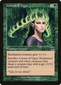 Crown of Vigor, Magic, Onslaught