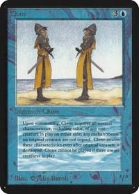Clone, Magic, Alpha Edition