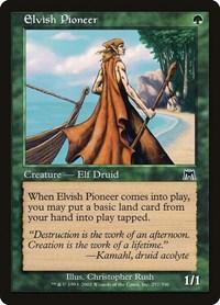 Elvish Pioneer (Foil)