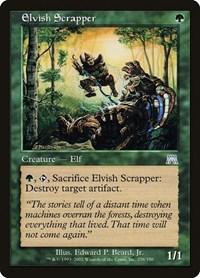 Elvish Scrapper, Magic, Onslaught