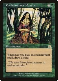 Enchantress's Presence, Magic: The Gathering, Onslaught