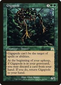 Gigapede, Magic, Onslaught