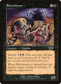 Skinthinner, Magic: The Gathering, Legions
