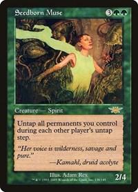 Seedborn Muse, Magic, Legions