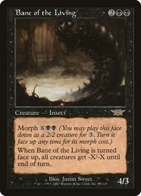 Bane of the Living, Magic: The Gathering, Legions
