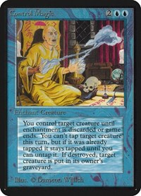 Control Magic, Magic: The Gathering, Alpha Edition