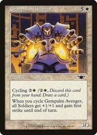 Gempalm Avenger, Magic: The Gathering, Legions
