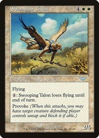 Swooping Talon, Magic: The Gathering, Legions