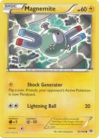 Magnemite (52), Pokemon, XY - BREAKthrough