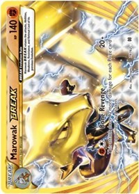 Marowak BREAK, Pokemon, XY - BREAKthrough
