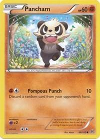 Pancham, Pokemon, XY - BREAKthrough