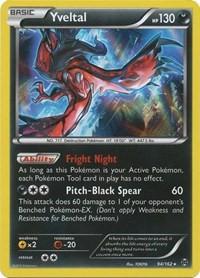 Yveltal, Pokemon, XY - BREAKthrough