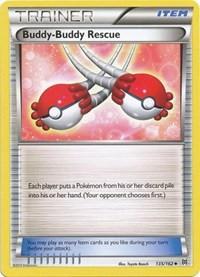 Buddy-Buddy Rescue, Pokemon, XY - BREAKthrough