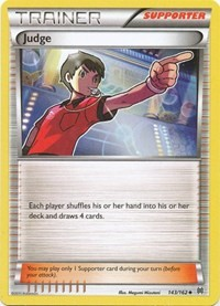 Judge, Pokemon, XY - BREAKthrough