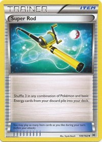 Super Rod, Pokemon, XY - BREAKthrough