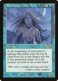 Dreamborn Muse, Magic: The Gathering, Legions