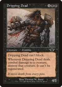 Dripping Dead, Magic: The Gathering, Legions