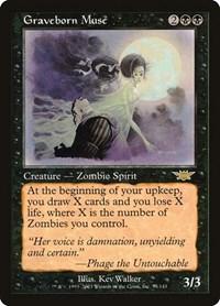 Graveborn Muse, Magic, Legions