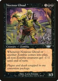 Noxious Ghoul, Magic: The Gathering, Legions