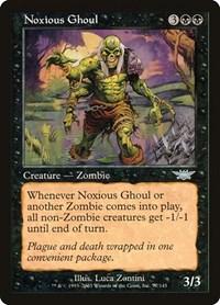 Noxious Ghoul (Foil)