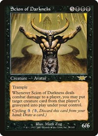 Scion of Darkness (Foil)