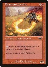 Flamewave Invoker, Magic, Legions