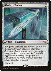 Blade of Selves, Magic: The Gathering, Commander 2015