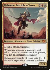 Kalemne, Disciple of Iroas, Magic: The Gathering, Commander 2015