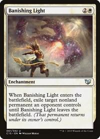 Banishing Light, Magic: The Gathering, Commander 2015