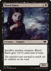 Blood Bairn, Magic: The Gathering, Commander 2015