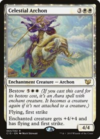 Celestial Archon, Magic: The Gathering, Commander 2015