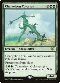 Chameleon Colossus, Magic: The Gathering, Commander 2015