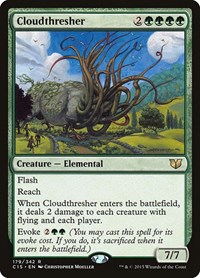 Cloudthresher, Magic: The Gathering, Commander 2015