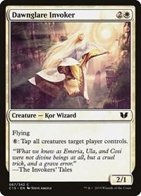 Dawnglare Invoker, Magic: The Gathering, Commander 2015
