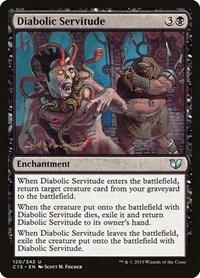 Diabolic Servitude, Magic: The Gathering, Commander 2015