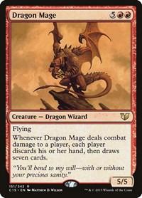 Dragon Mage, Magic, Commander 2015
