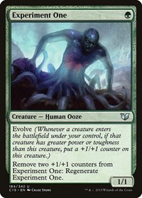 Experiment One, Magic: The Gathering, Commander 2015