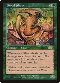 Brood Sliver, Magic: The Gathering, Legions