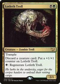 Lotleth Troll, Magic: The Gathering, Commander 2015