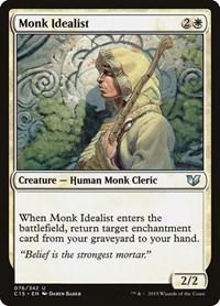 Monk Idealist, Magic: The Gathering, Commander 2015