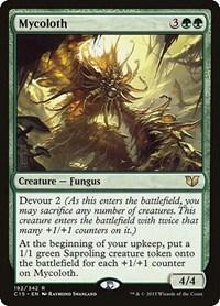 Mycoloth, Magic: The Gathering, Commander 2015