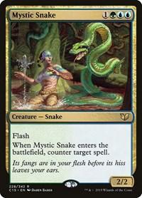 Mystic Snake, Magic, Commander 2015