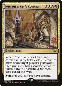 Necromancer's Covenant, Magic: The Gathering, Commander 2015