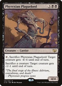 Phyrexian Plaguelord, Magic: The Gathering, Commander 2015