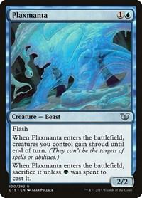 Plaxmanta, Magic: The Gathering, Commander 2015