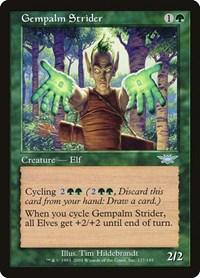 Gempalm Strider, Magic: The Gathering, Legions