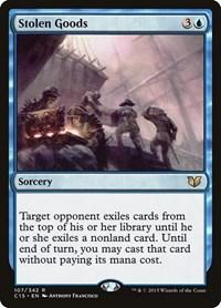 Stolen Goods, Magic: The Gathering, Commander 2015