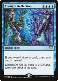 Thought Reflection, Magic: The Gathering, Commander 2015